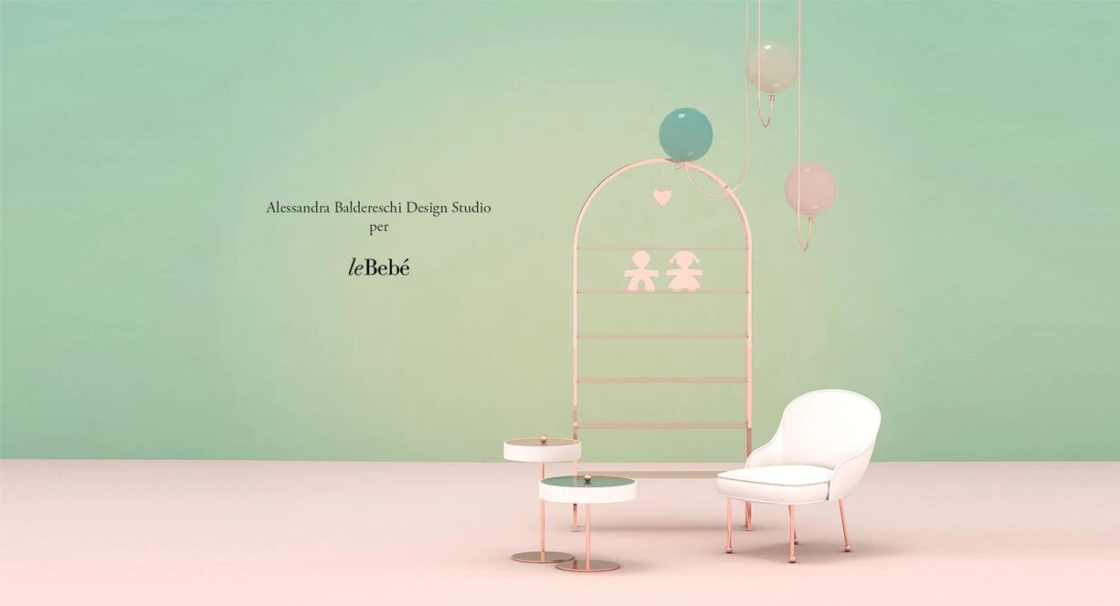 Le_Bebe_showroom by Alessandra Baldereschi