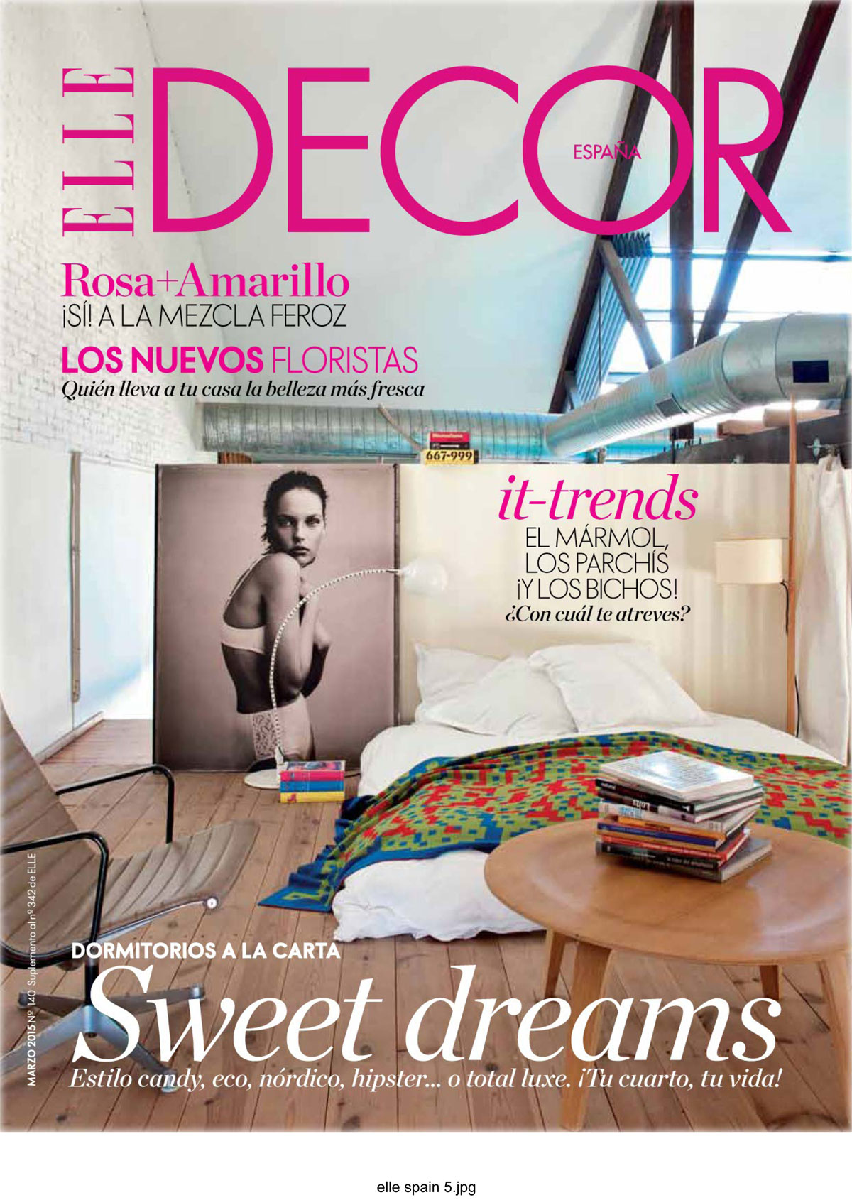 Elle Decor Spain 2015 4